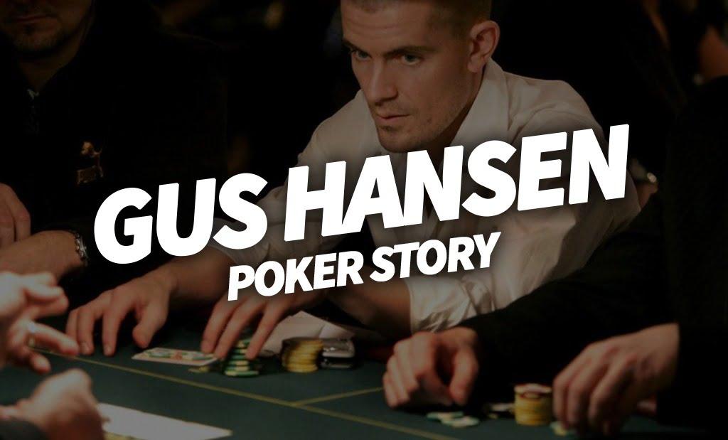 Gus Hansen Poker Story cover image