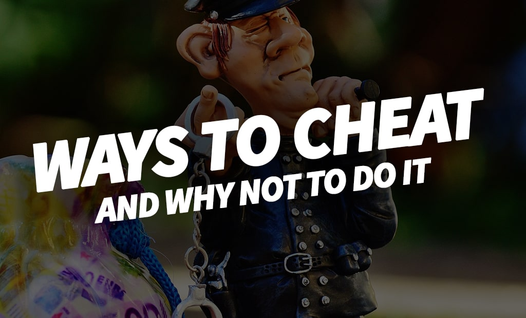 Ways to cheat in poker