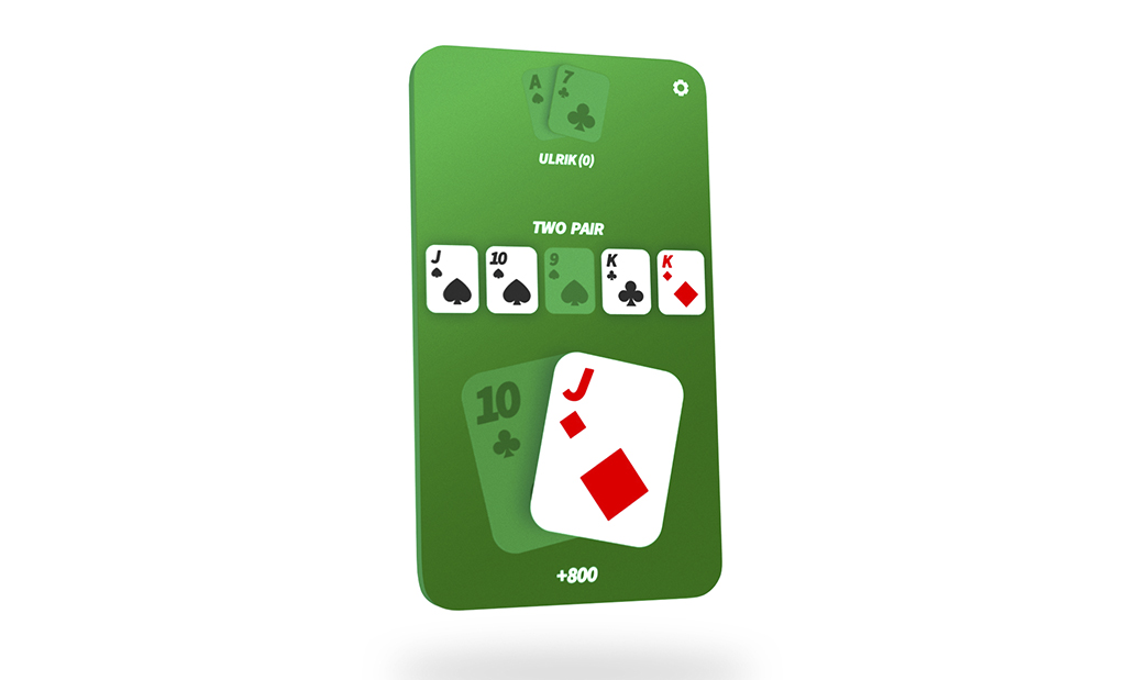 remote poker