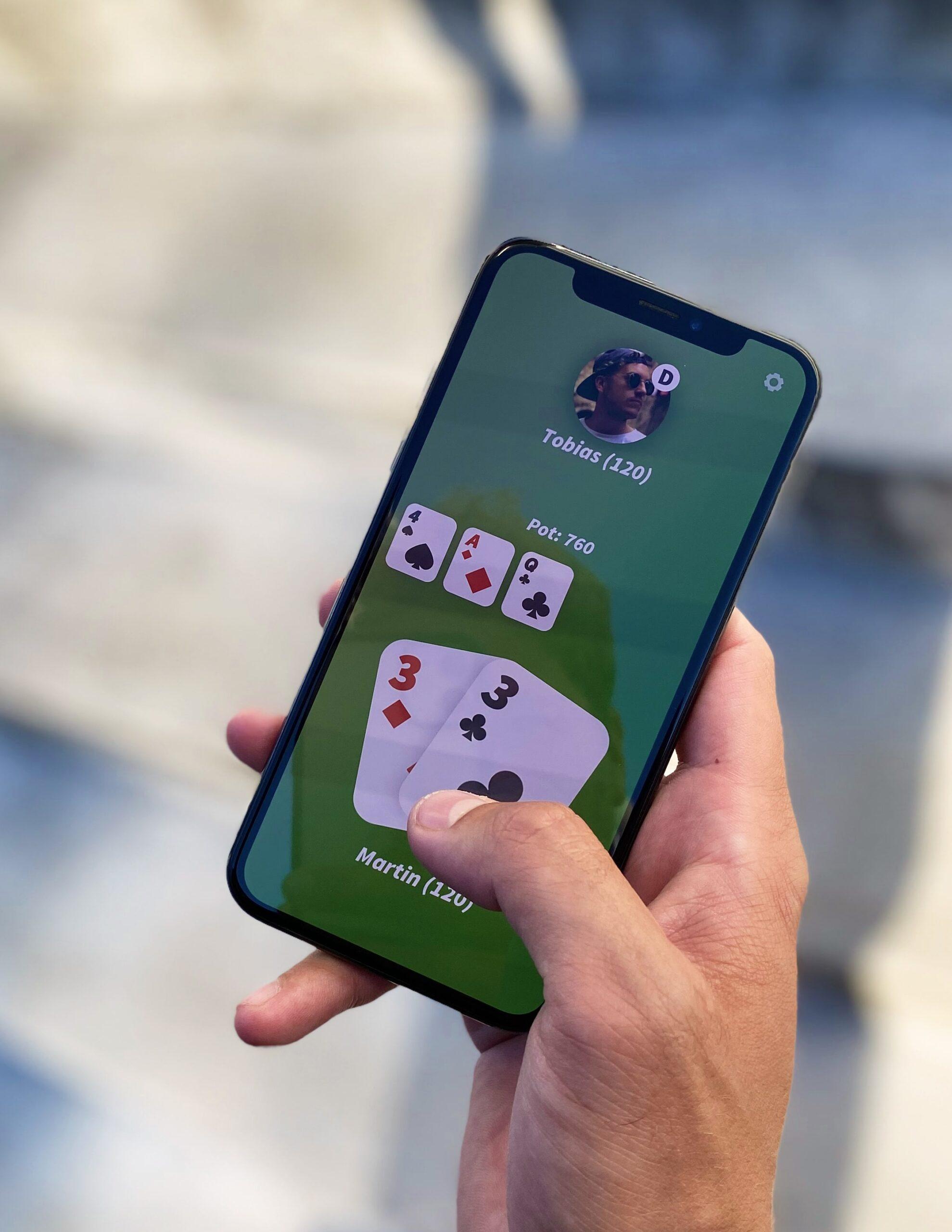 EasyPoker App