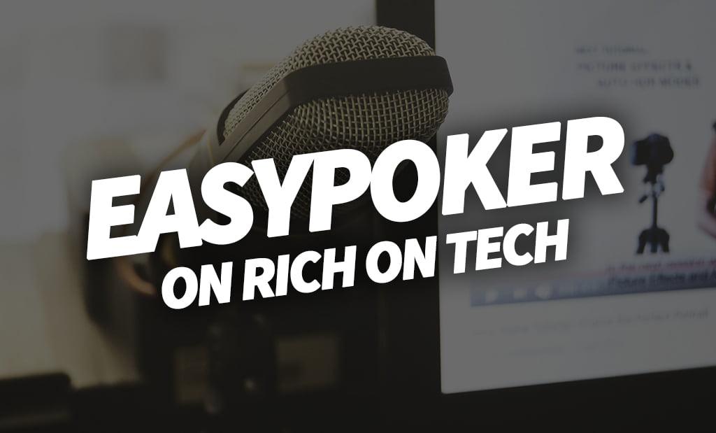 EasyPoker on Podcast