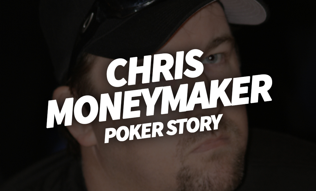 Chris Moneymaker - poker story