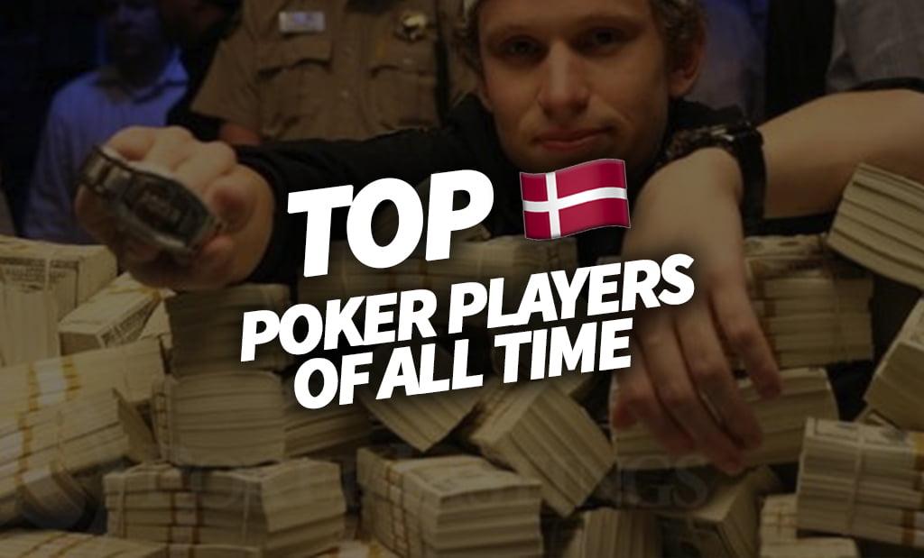 Danish poker players